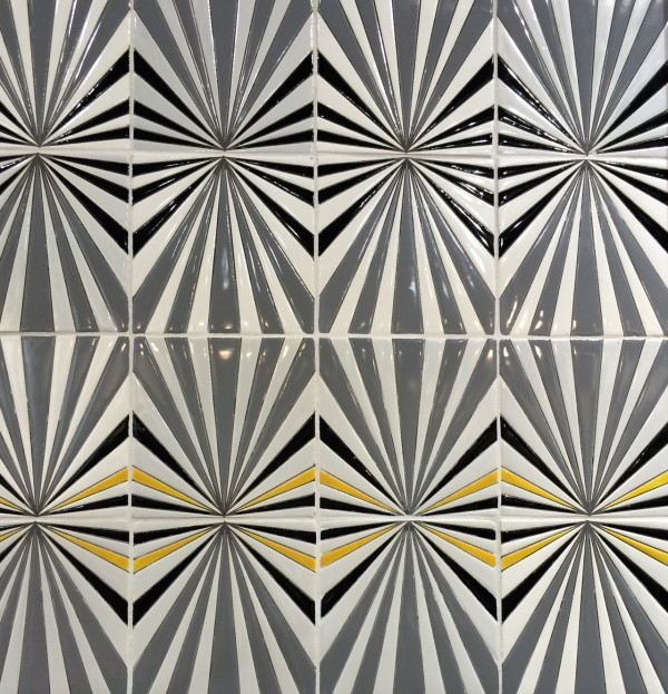 12 Favorite Tile Designs from Coverings 2014 in main interior design  Category