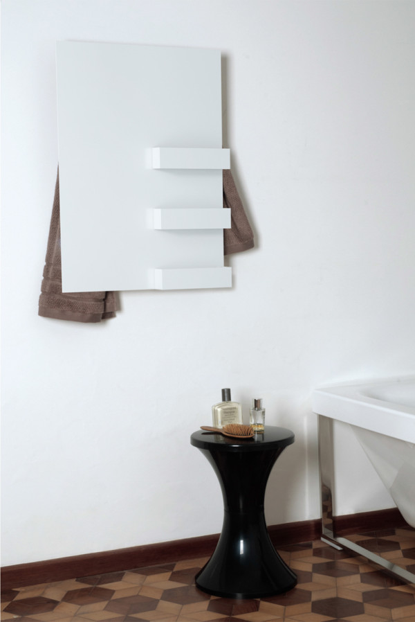 I Geometrici Towel Warmers by MG12 in technology main home furnishings  Category