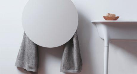 I Geometrici Towel Warmers by MG12
