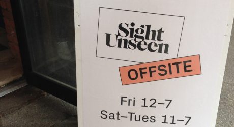Sight Unseen OFFSITE 2014