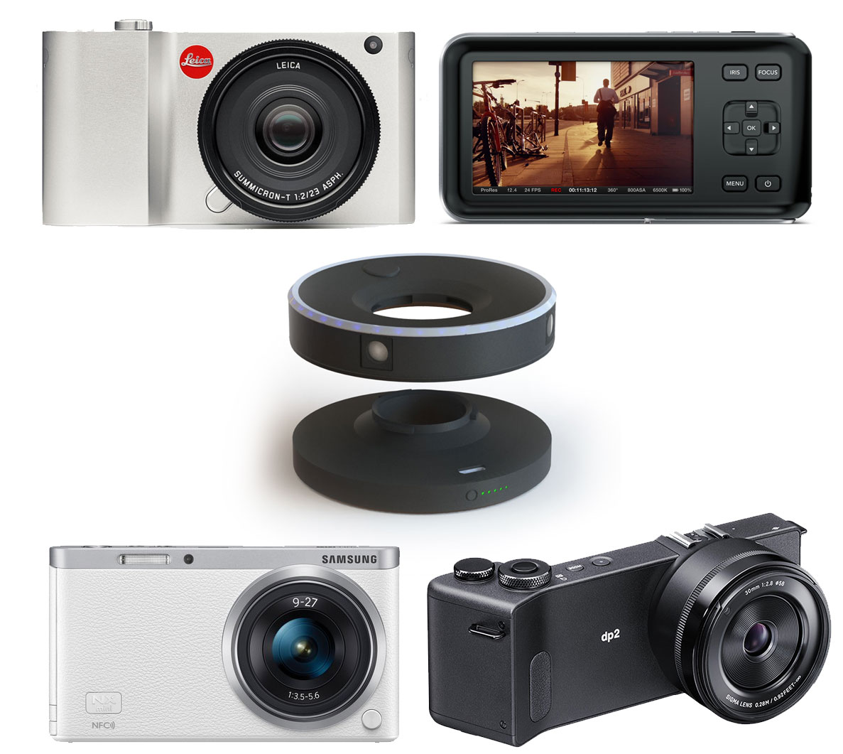 5 Digital Cameras Redefining Photography