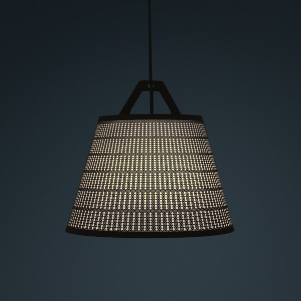Laser Stitched Lampshades By Fifti Fifti in main home furnishings  Category