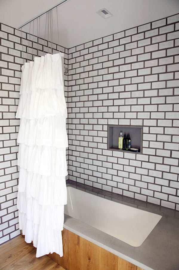Metro Tile Designs from tile to toilets: 10 modern bathroom trends - design milk