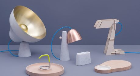 Marble Based Home Accessories from ZPSTUDIO