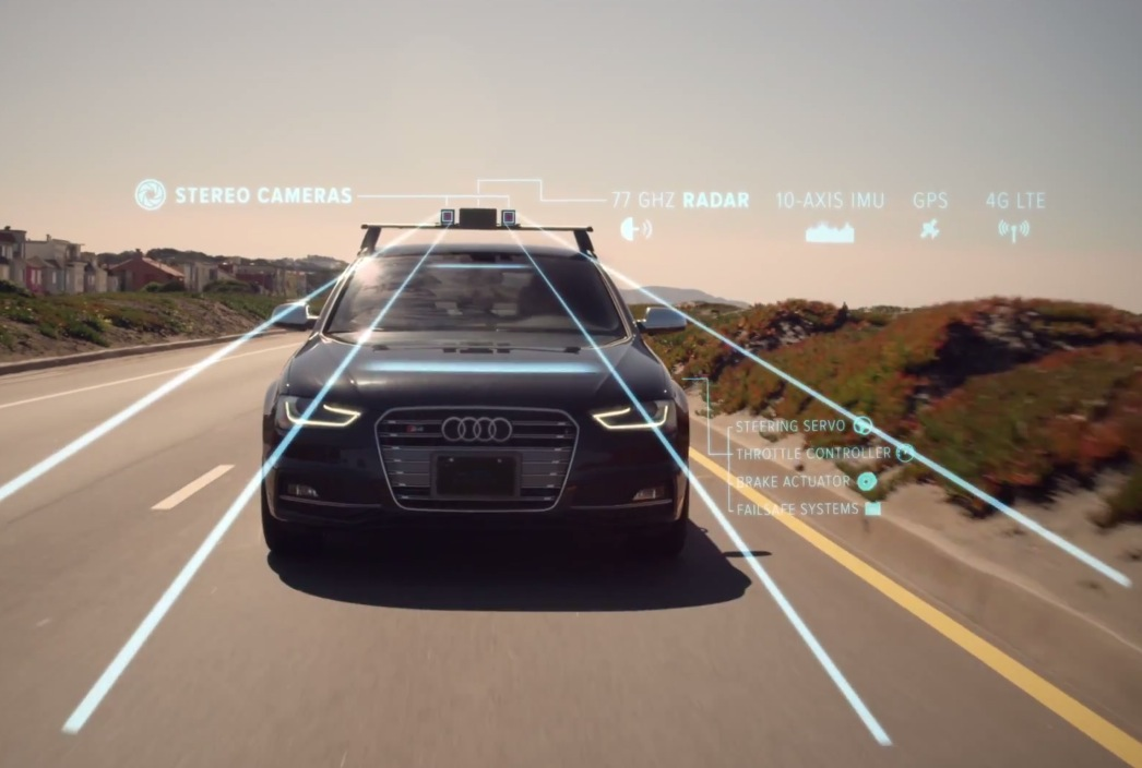 The $10,000 Cruise RP-1 Converts Audi Into Driverless Experience