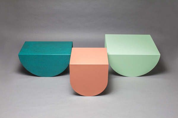 3LEGS Tables by David Tarcali of Studio Nomad