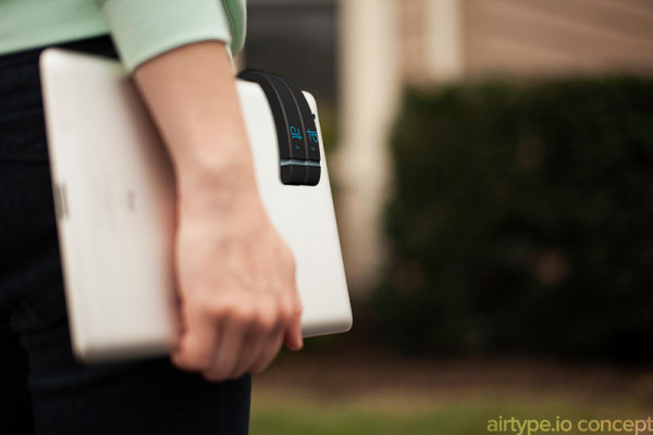 AirType: Revolutionary Invisible Keyboard of Tomorrow in technology main  Category