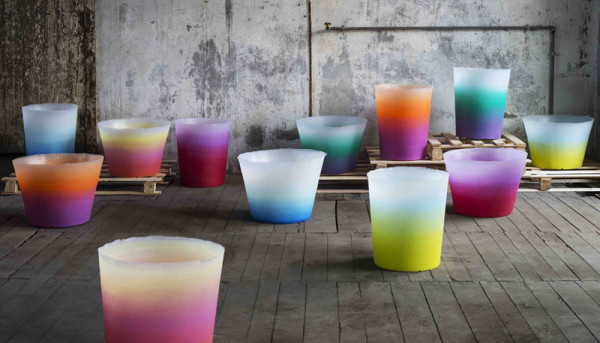 Alba: Gradient Outdoor Pots & Lights in main home furnishings  Category