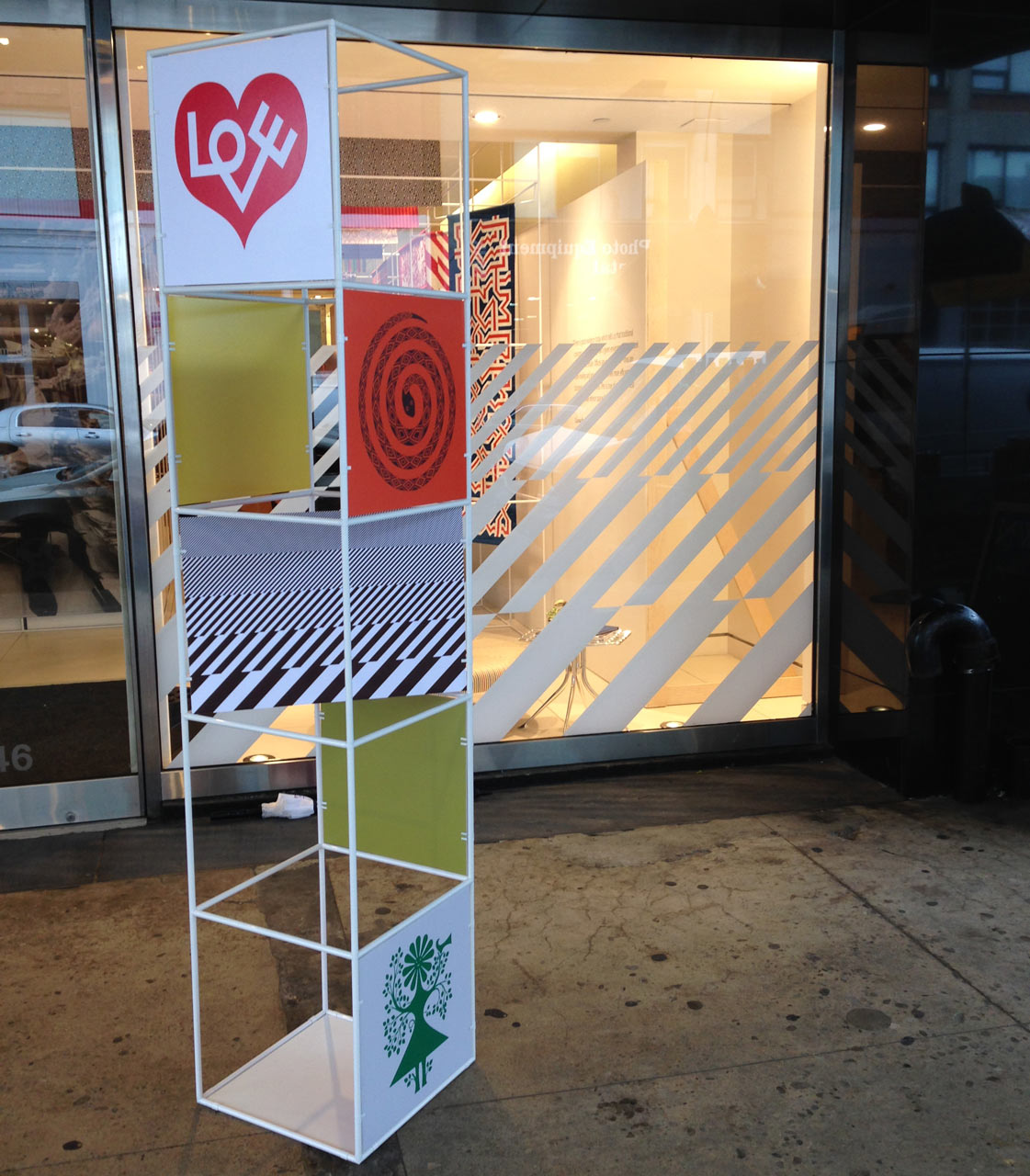 A Visit to Alexander Girard's Pop-Up Exhibition