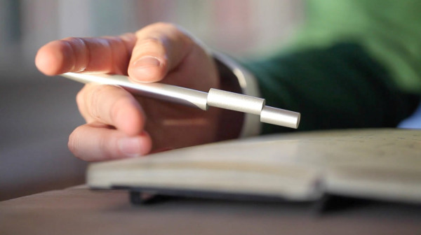 Align: A Minimal Pen with a Twist in style fashion main  Category
