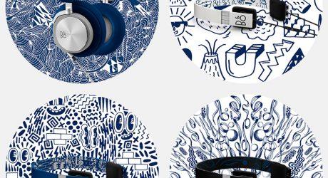 B&O PLAY x Pepsi Street Art Headphones Collection