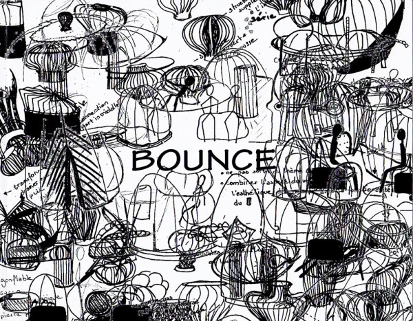 BOUNCE: Foam Sculpture Seats by Véronique Baer in main home furnishings  Category