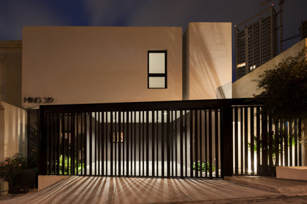 Casa Ming by LGZ Taller de arquitectura in main architecture  Category