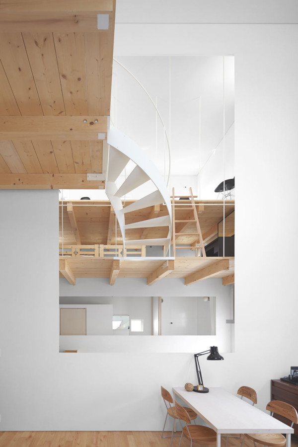 A Box Like House is Full of Surprises on the Inside in main architecture  Category