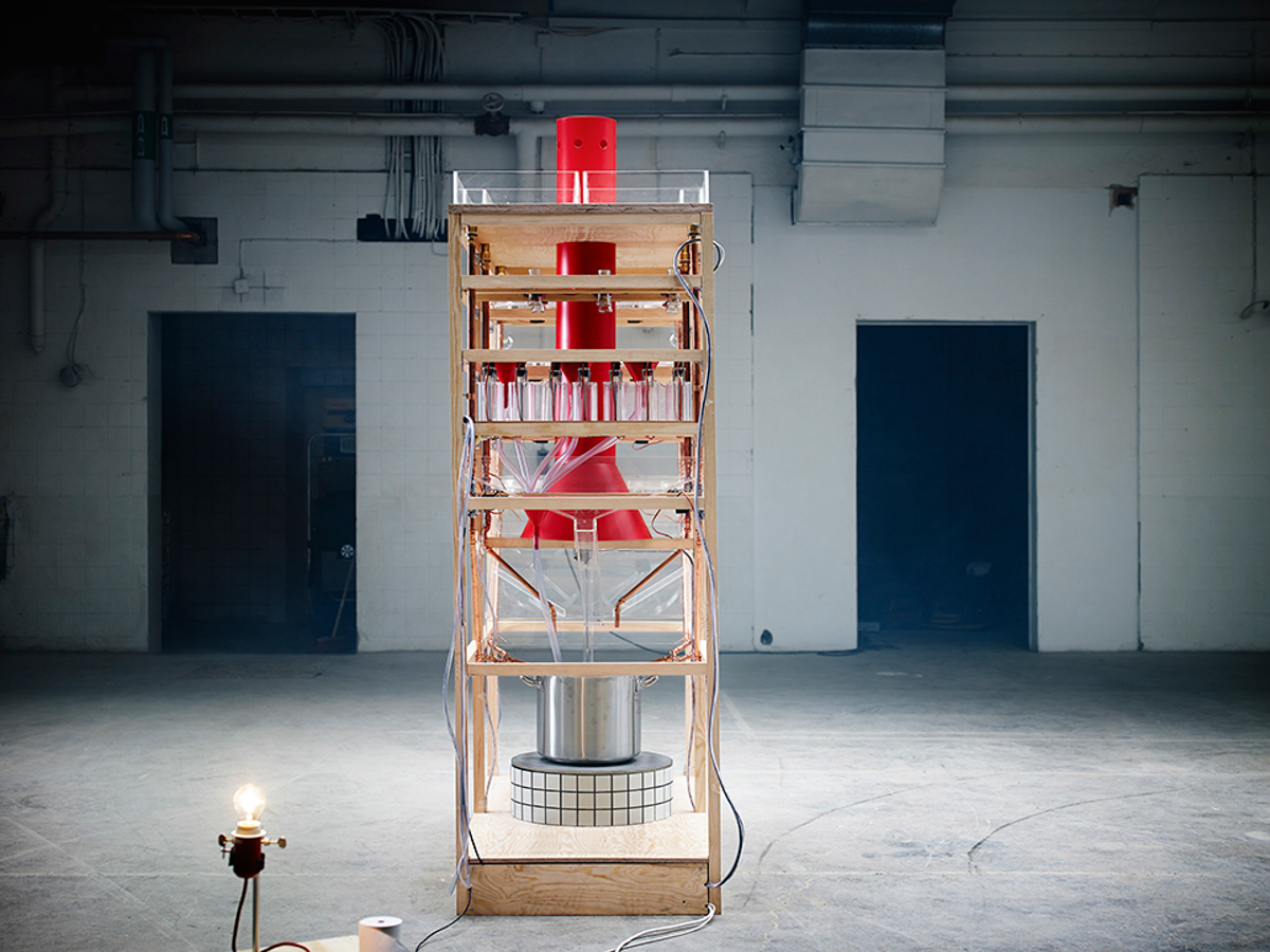 Collaborative Cooking Food Machine-2