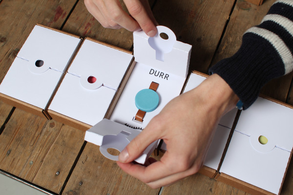 DURR all packaging