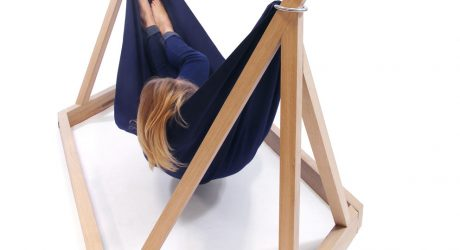 Dissidence: A Modern Hammock for Rest