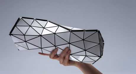 Distortion: The Futuristic Bag