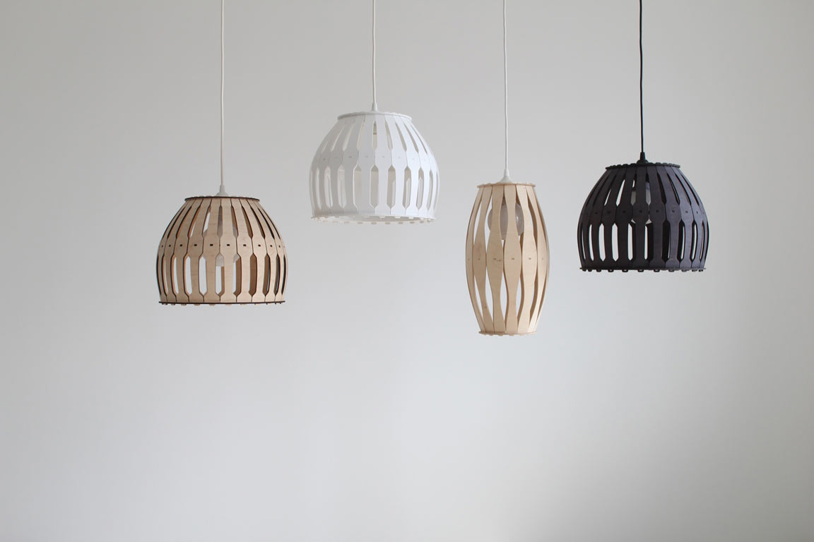 plywood lighting. Embrace 2 Collection By Maksim Shniak And HOBBYWOOD Plywood Lighting