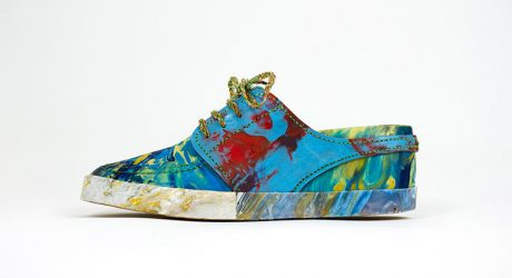Shoes Made From Plastic Waste Found on UK Shores