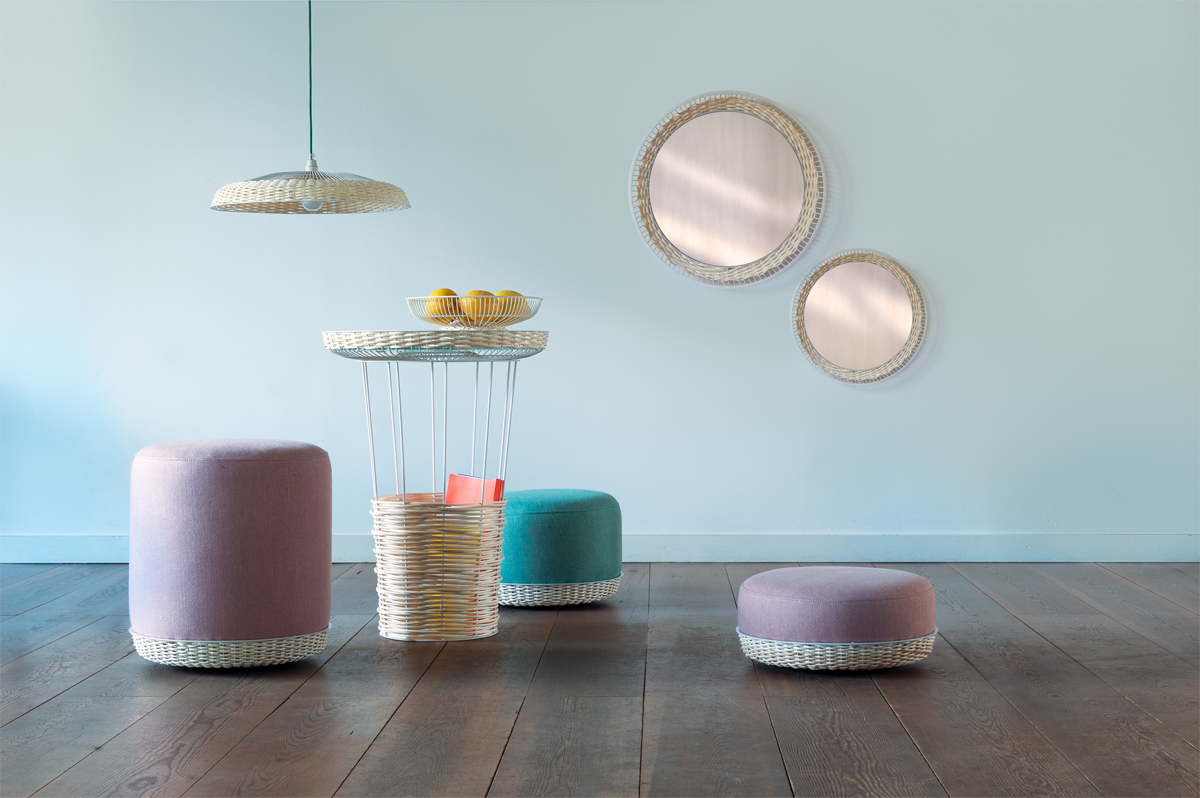 FANTASIZED Uses Discarded Fans to Make Livable Products - Design Milk