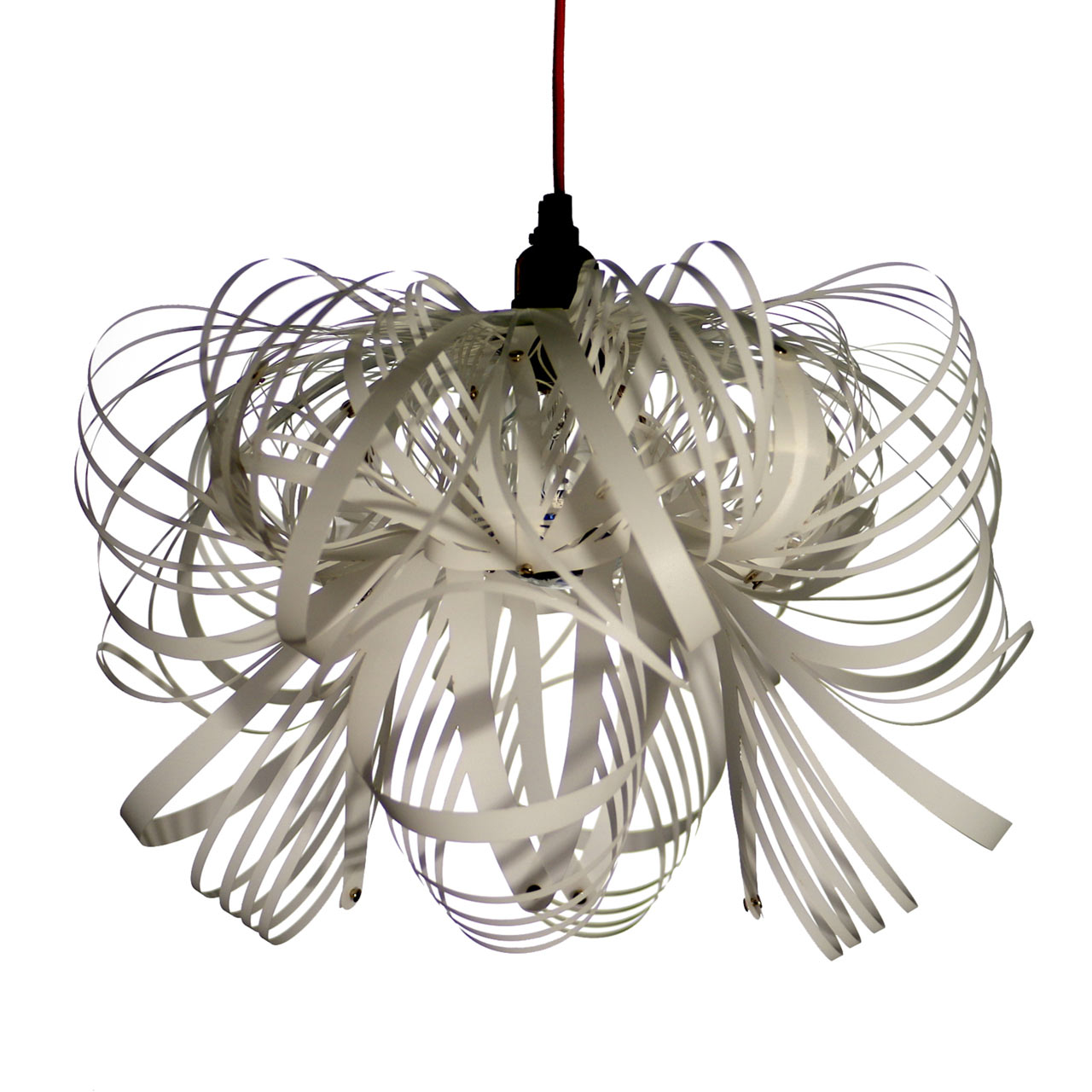 A Lamp that Illustrates Magnetic Field Lines of Earth