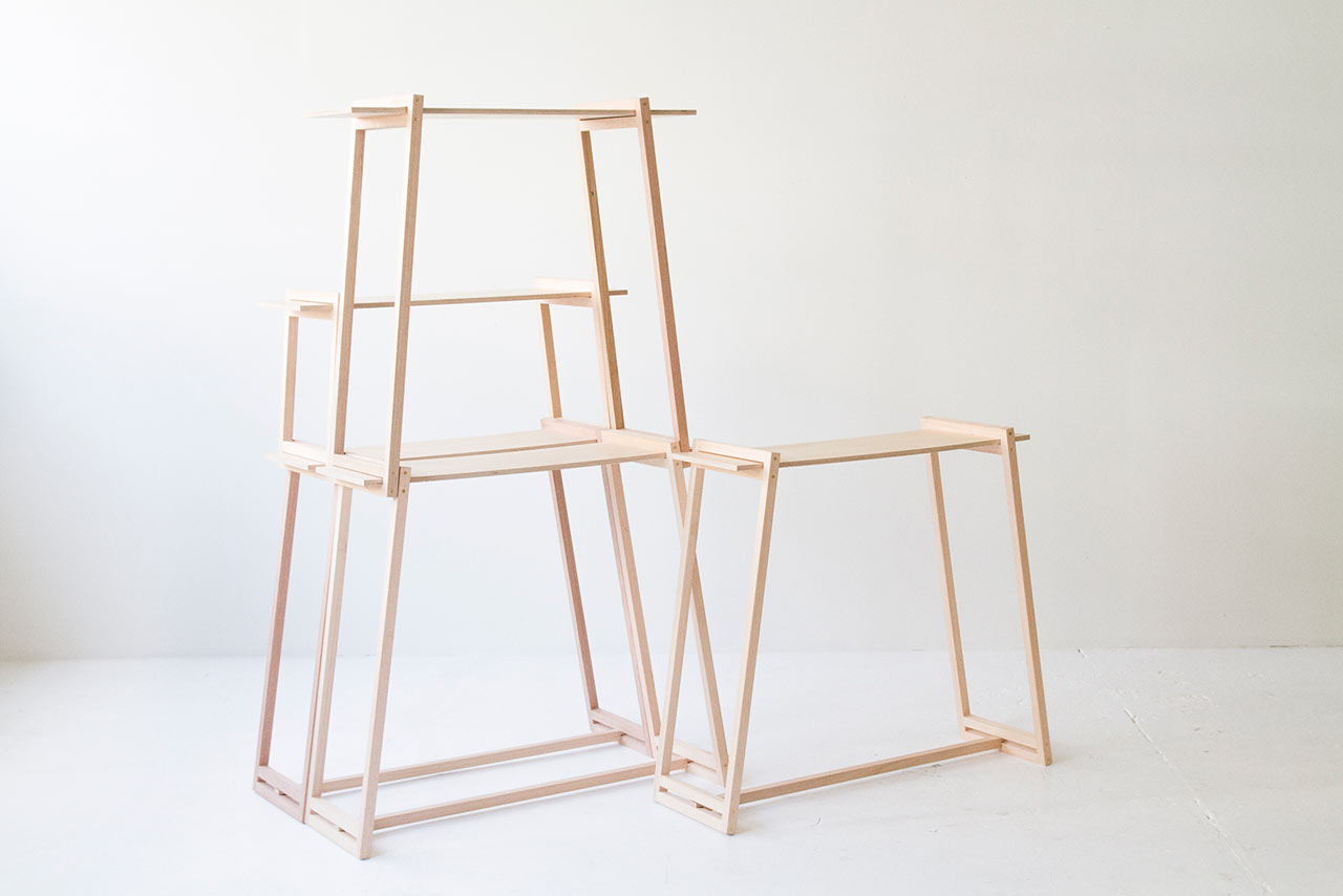 Ladder by Georgia Hutchison + Rob Sowter
