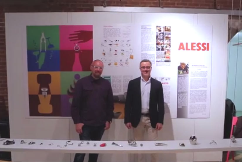 Interview with Giulio Iacchetti for Alessi [VIDEO]