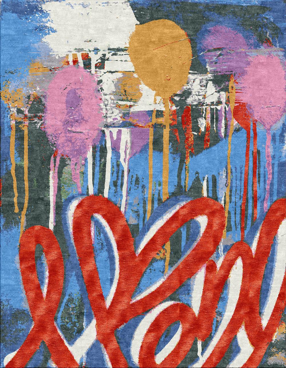 Rodrigo Valles - Graffiti Love