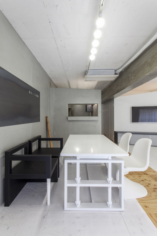 Renovation of a Reinforced Concrete Frame Apartment in main interior design home furnishings  Category