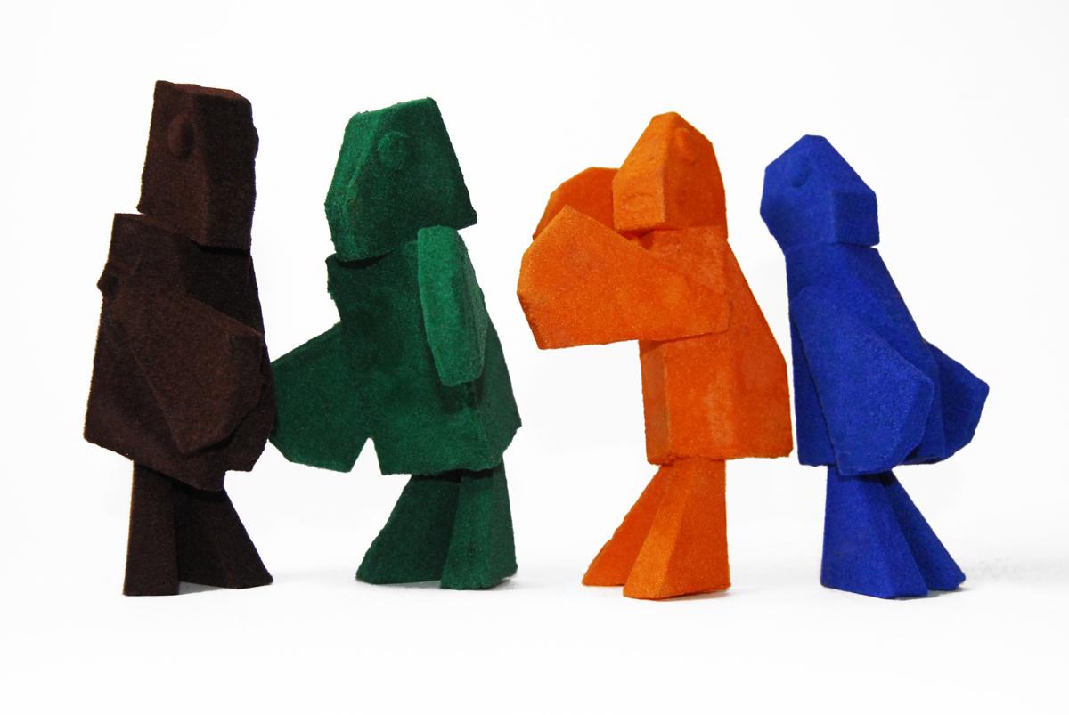 Kaiju Blocks by Alex Svizeny