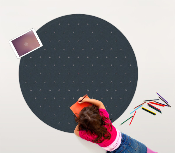 TERA: An Interactive Fitness Yoga Mat That Poses As a Rug in technology main  Category