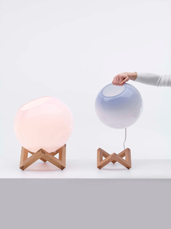A Lamp Inspired by M.C. Escher in main home furnishings  Category