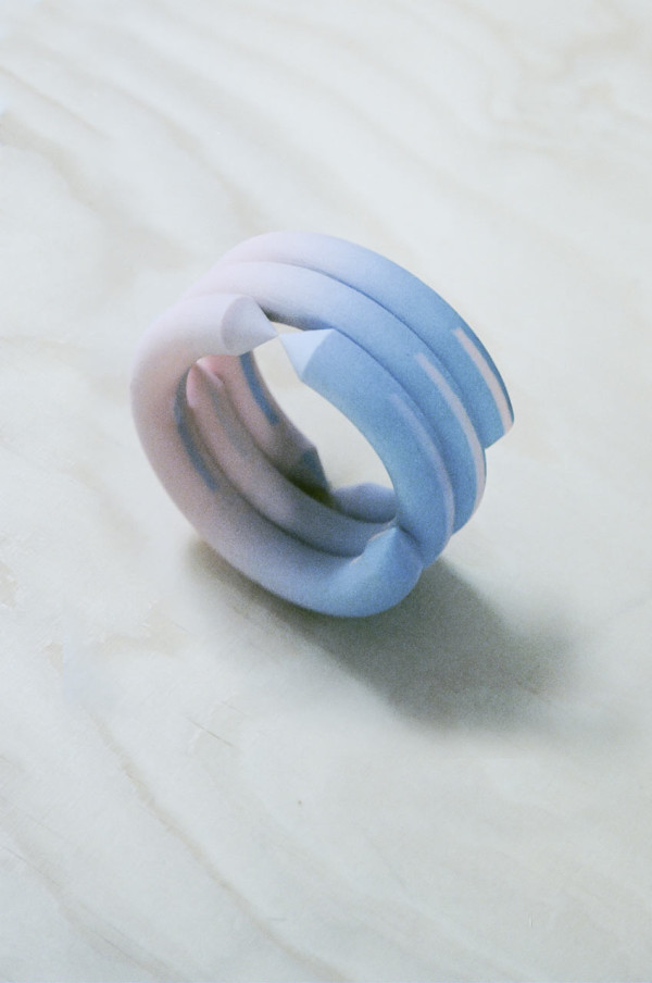 Gradient Bangles by Maiko Gubler in style fashion main  Category