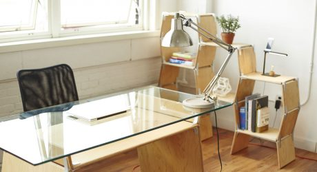 Modos Takes the Tools Out of Flat-Packed Furniture