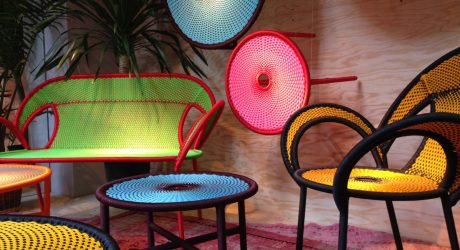 Banjooli Collection by Sebastian Herkner for Moroso