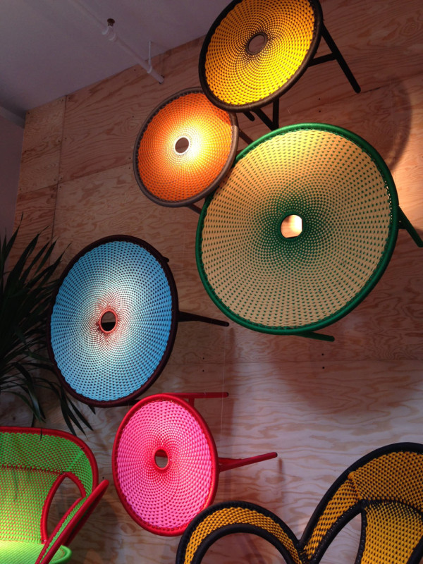 Banjooli Collection by Sebastian Herkner for Moroso in main home furnishings  Category