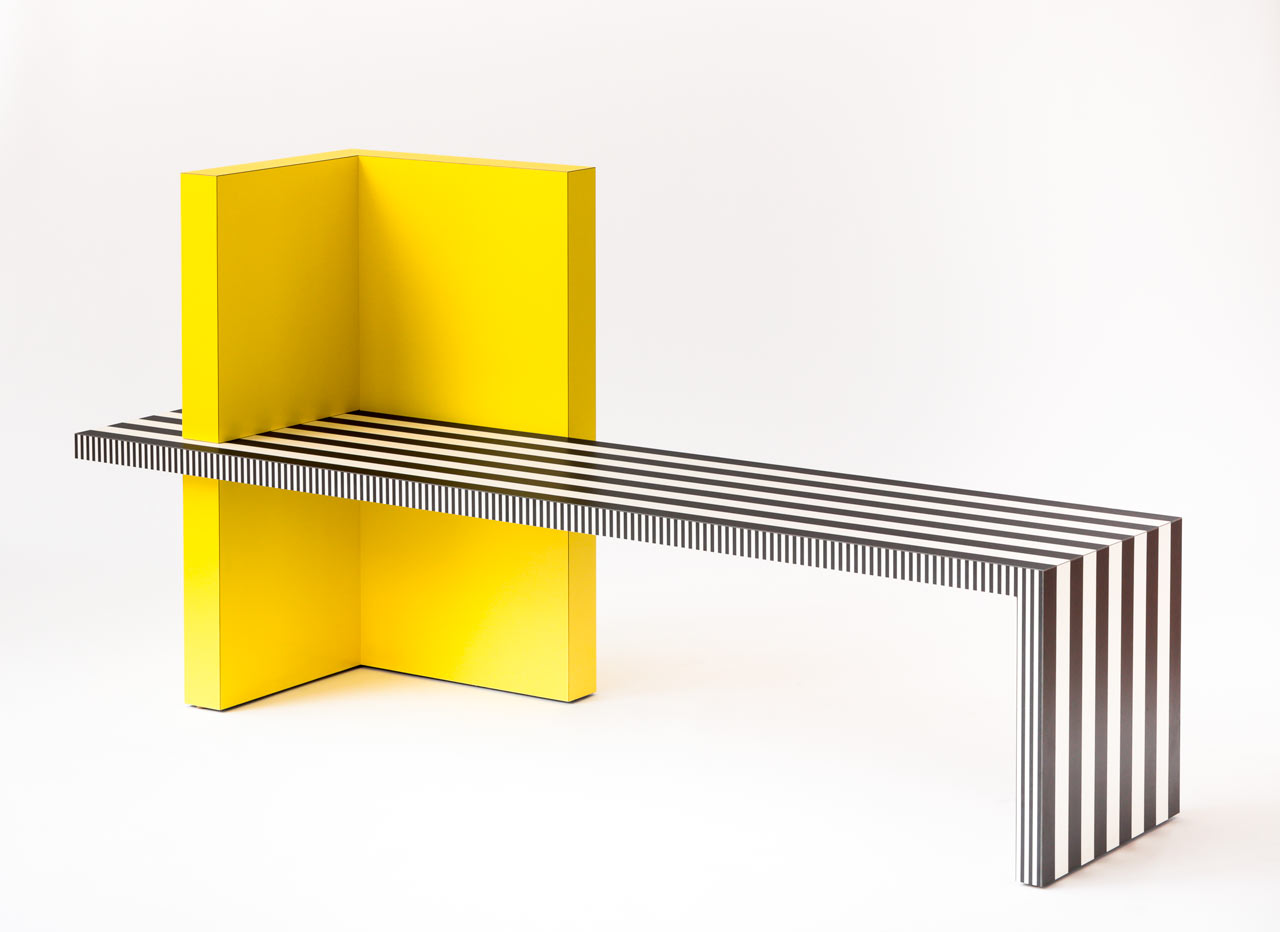 Neo Laminati Collection by Kelly Behun - Design Milk