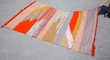 Geometric Rugs by New Friends for Anthropologie
