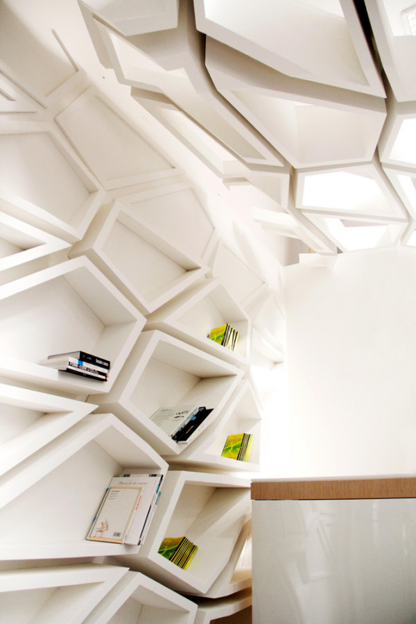 HELIX: Furniture That Acts As Architecture in main interior design home furnishings architecture  Category