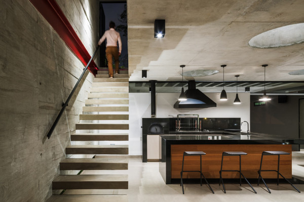 Planalto House: An Urban House with a Brazilian Vibe in main architecture  Category