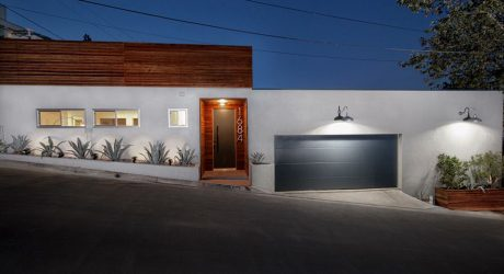 A Home in Silverlake Gets a Modern Renovation