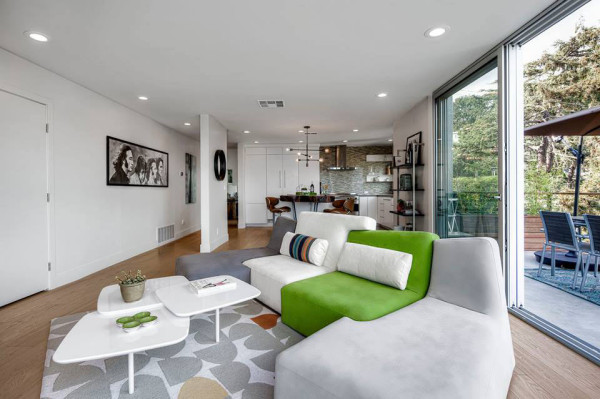 A Home in Silverlake Gets a Modern Renovation in main interior design architecture  Category