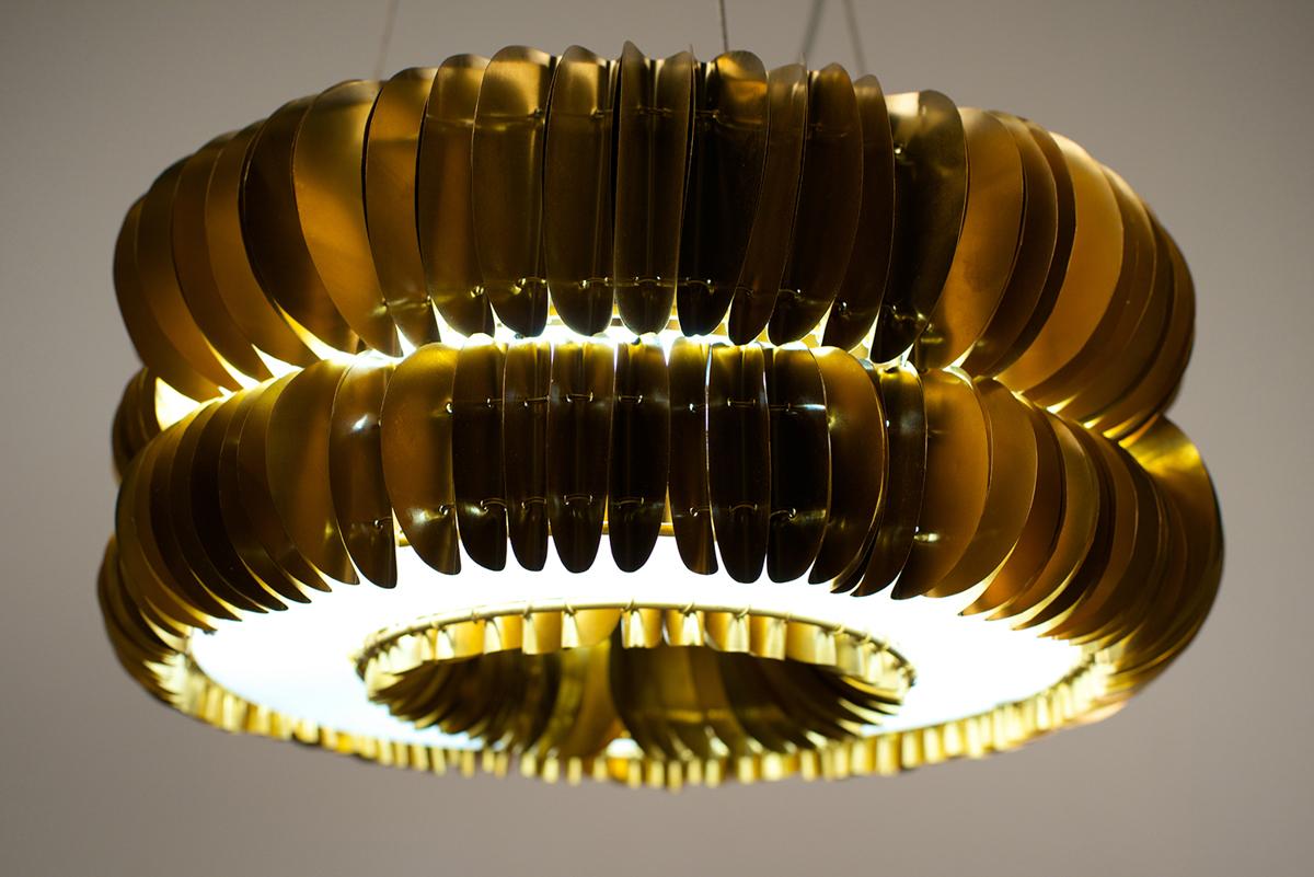 Studio Avni Golden Ocula