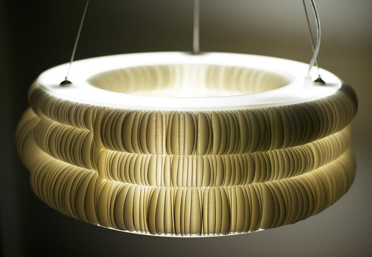 Marine Creature Inspired Lighting by Studio Avni