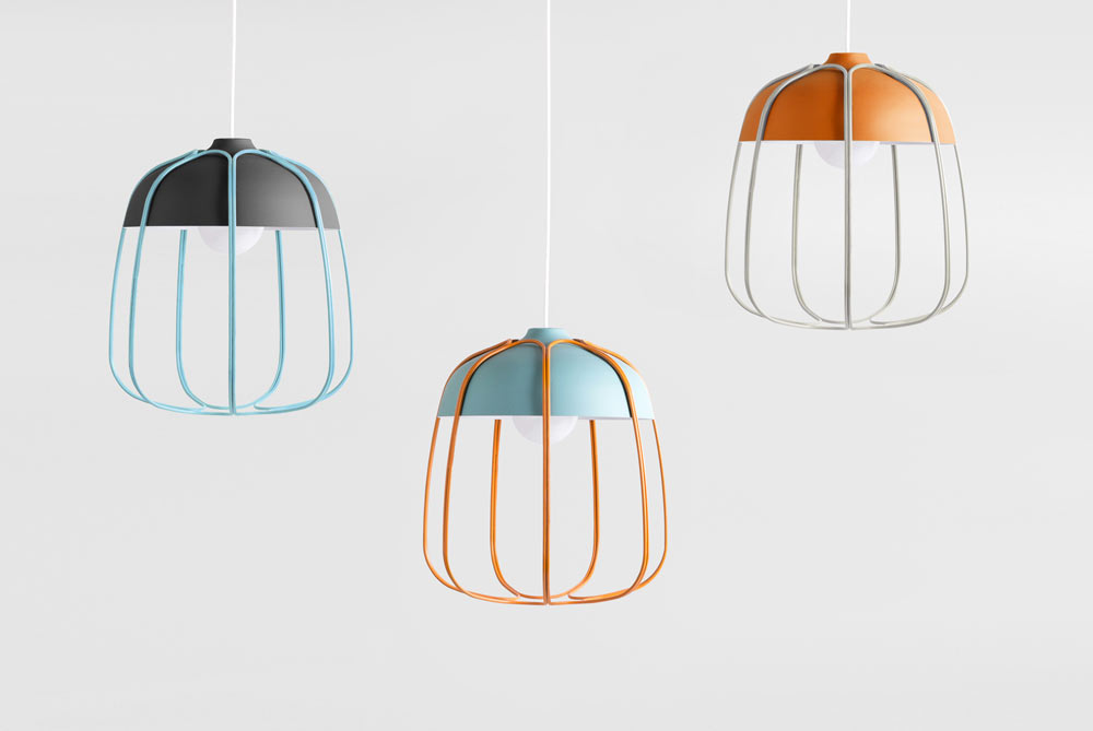 The Metal Work Lamp Gets Modernized