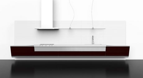 Vessel Kitchen by Studio Backs