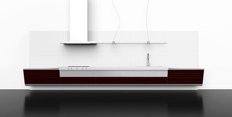 Vessel Kitchen by Studio Backs