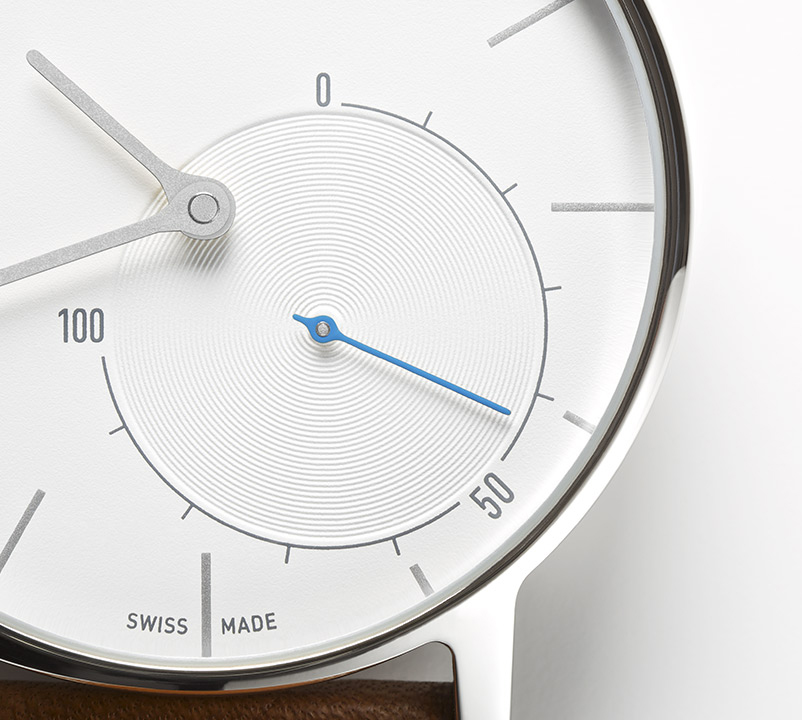 The Withings Activité Might Be the 1st Smartwatch Designers Want to Wear