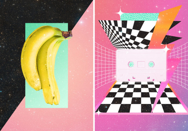 Eat Banana and Cassette  (feat. Marta Macedo) by Danny Ivan